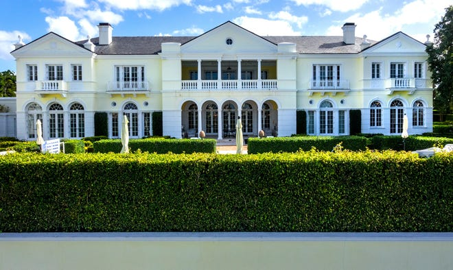 With an asking price of $58 million, the lakefront mansion built by the lake Katherine DuRoss Ford has landed under contract after being listed at the tail end of September.