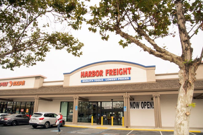 Harbor Freight Tools will officially open second Stockton location on Oct. 24 in the Colonial Plaza shopping center on Hammer Lane and Kelley Drive in north Stockton.