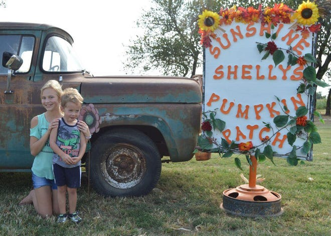 Sunshine Shelly's Pumpkin Patch in Shawnee received an agritourism award. FILE PHOTO