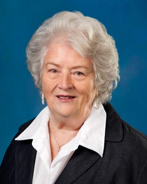 """New Bern native Dorothy Vogel has recently published her new book, """"Christians In Action"""". She graduated from East Carolina University in Greenville where she received a bachelor's degree in education. Her book is available on Amazon, Apple iTunes, Barnes & Noble, and your local bookstore. [CONTRIBUTED PHOTO]"""