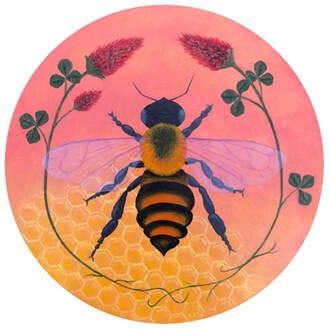 "Elaine Cardella-Tedesco's ""Honeybee"""