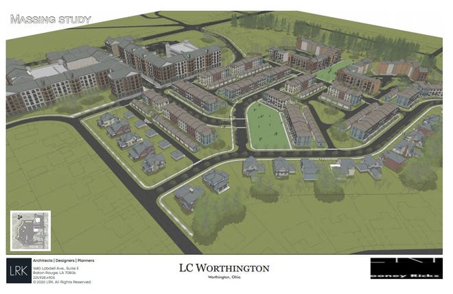 Lifestyle Communities has submitted a 473-page plan to build 730 residences on the United Methodist Children's Home property in the heart of Worthington.