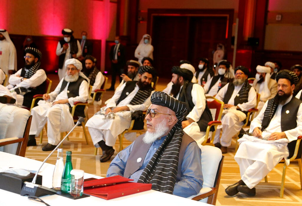 Taliban expect US withdrawal, vow to restore Islamic rule 2