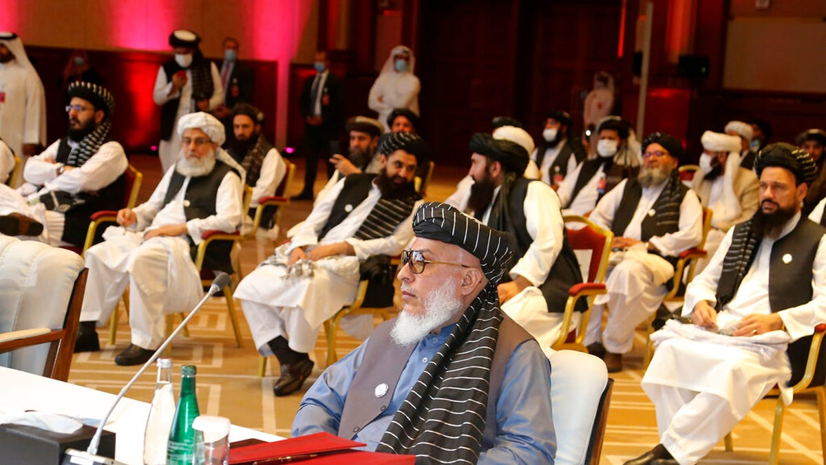 Taliban expect US withdrawal, vow to restore Islamic rule 3