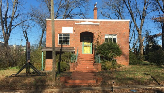 The historic McClaren Medical Shelter, which provided medical services to Black Greenville residents during segregation, was just recently moved 54 feet from its location in West End for preservation purposes.