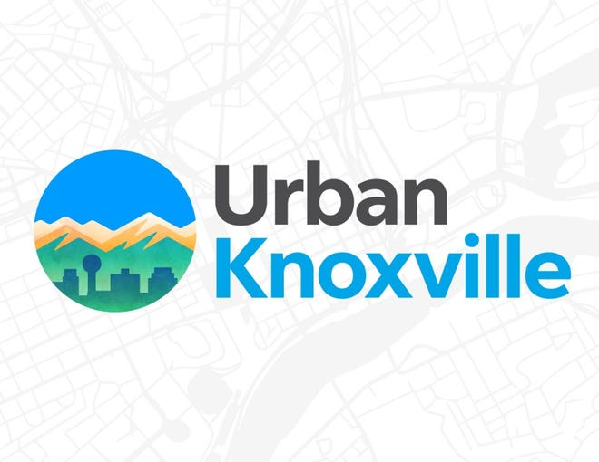 Logo illustration for Urban Knoxville.