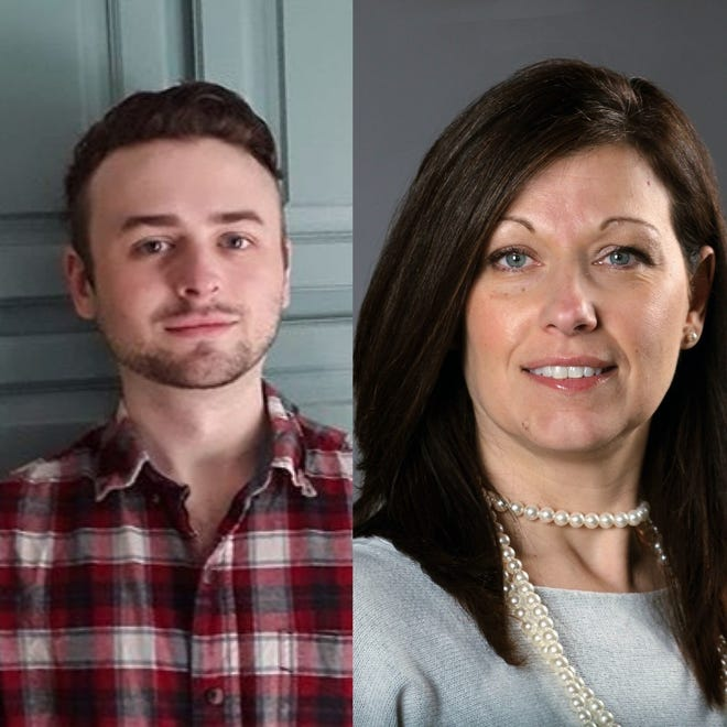 Sam Grady and Marilyn John are running for Ohio's 2nd House District, a seat held by Mark Romanchuk for nearly a decade.