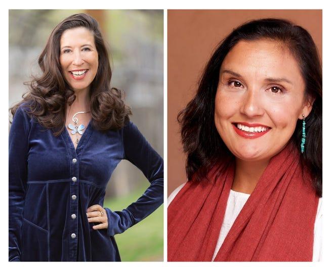 Teresa Leger Fernandez and Alexis Martinez Johnson