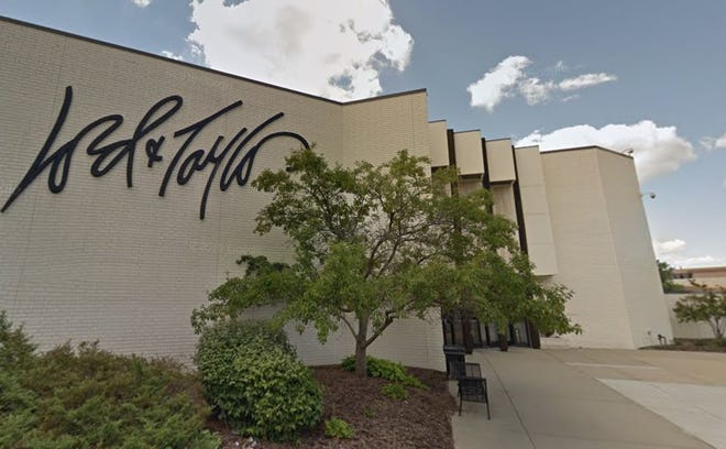 Lord & Taylor's exterior at Twelve Oaks Mall in Novi.