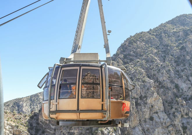 The Palm Springs Aerial Tramway will soon reopen to the public, February 18, 2021.