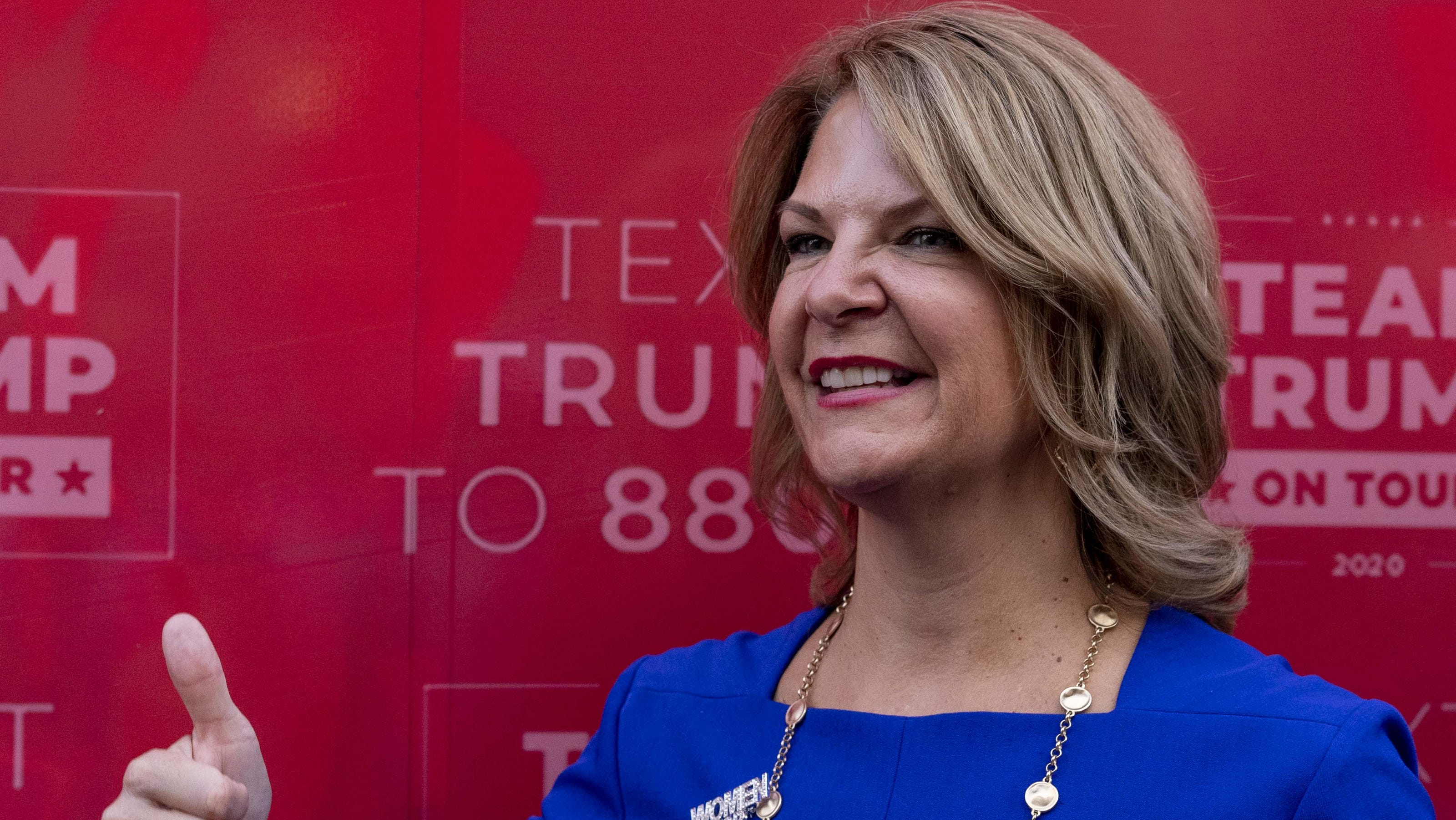 Arizona Republican Party Chair Kelli Ward rejects call for audit of party elections