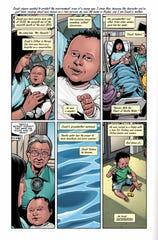 Zaadii: The Legend of Z-Hawk, the backstory for Zaadii Tozhon Tso.