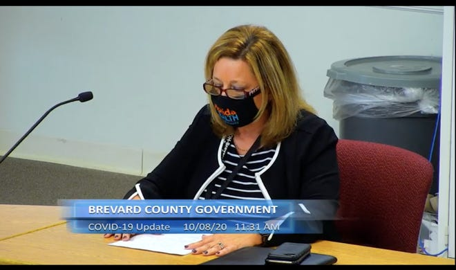 Brevard County Emergency Management officials offer updates on COVID-19 on the Space Coast