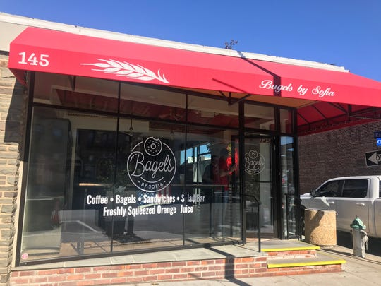 Bagels by Sofia will open mid-October in Larchmont.