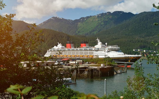 The suspension of cruise operations for much of the year, paired with the closure of the U.S.-Canada border, have had a devastating economic effect on Alaskan port towns.