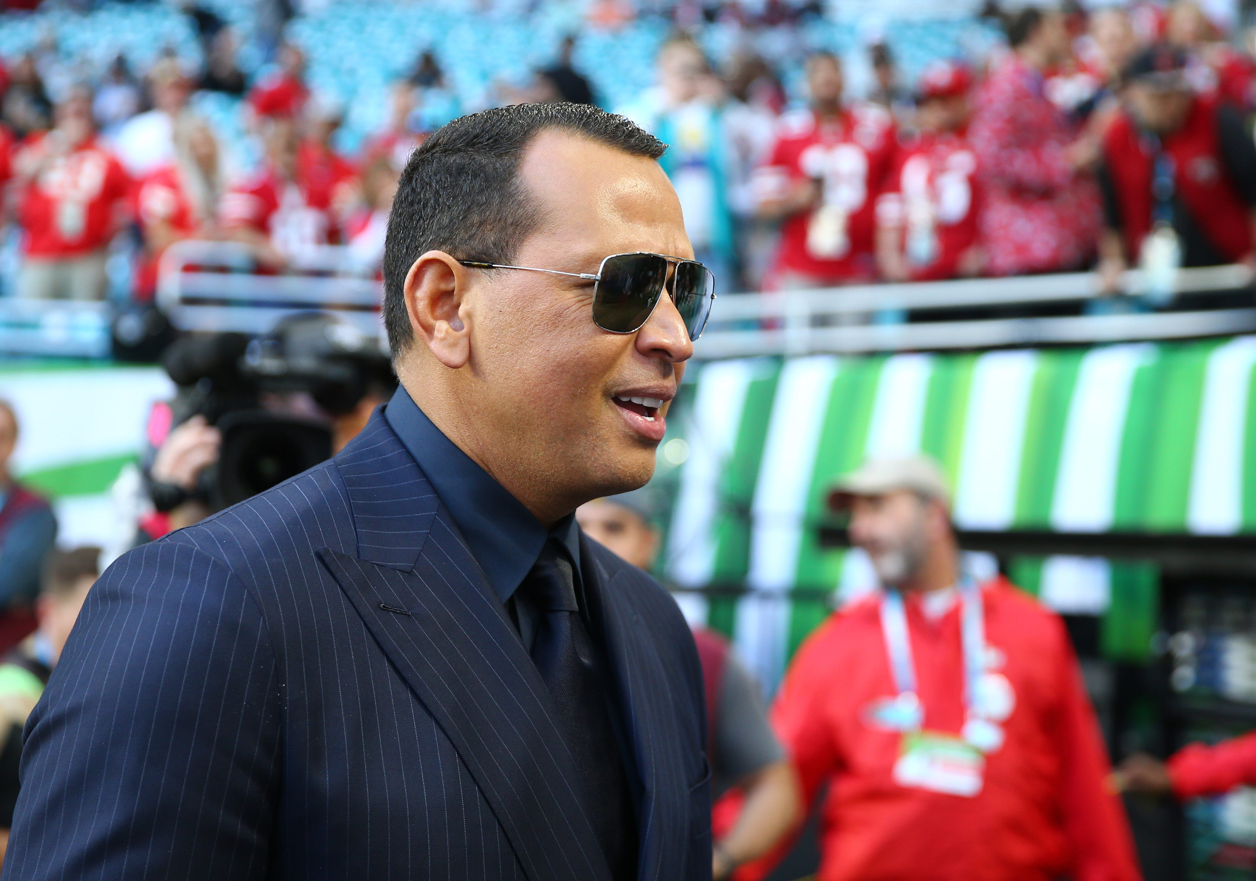 Alex Rodriguez critical of New York Yankees' Game 2 pitching decision: 'It was a mistake'