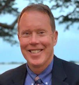 Political scientist David McLennan of Meredith University.