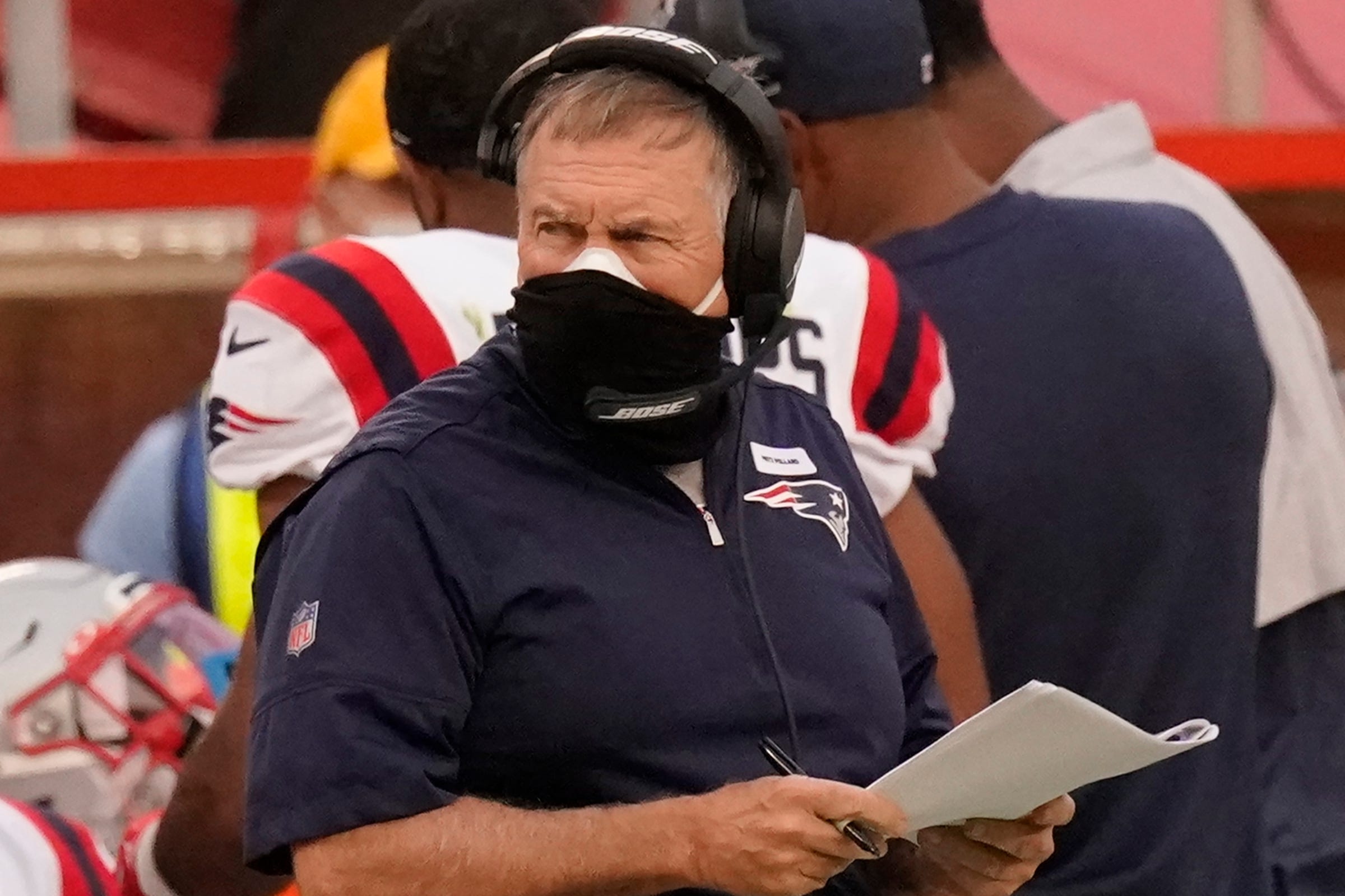 Bill Belichick: Patriots' top priority is players' health, safety