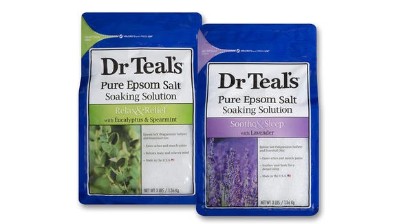 Best gifts under $25: Dr Teal's Epsom Salt