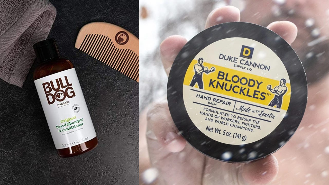 20 Personal Care Products Designed Specifically For Men
