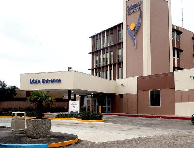 Ochsner St. Anne Hospital in Raceland