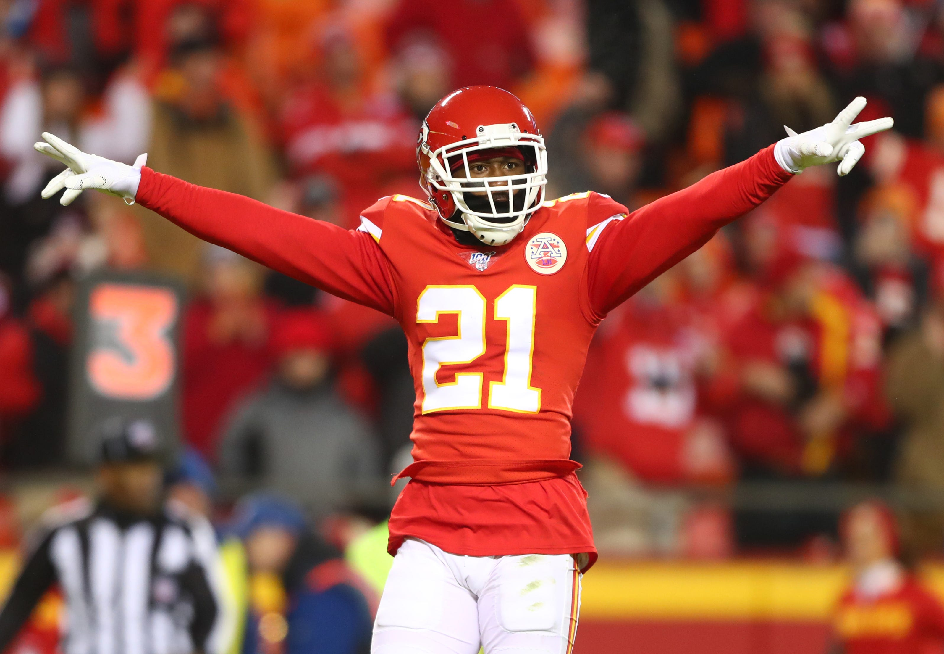 KC Chiefs welcome back Bashaud Breeland from 4-game suspension