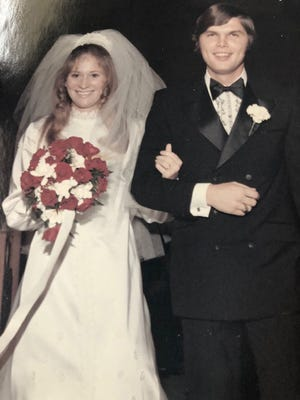 Ann and Jim Hester 50 years ago.