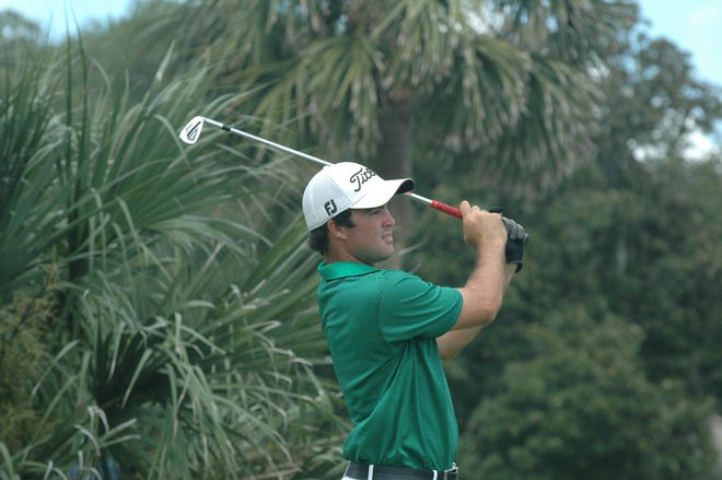 A.J. Crouch of Jacksonville will play in the LOCALiQ Series Championship next month at TPC Sugarloaf near Atlanta.