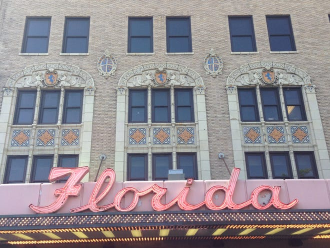 The Florida Theatre has started a $100,000 fundraising drive.