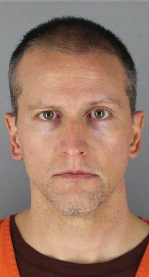 Derek Chauvin (Hennepin County Sheriff's Office via AP)