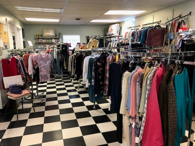 Here is some of what will greet shoppers when Second Seasons Consignment Boutique reopens Wednesday in Clifton Springs.