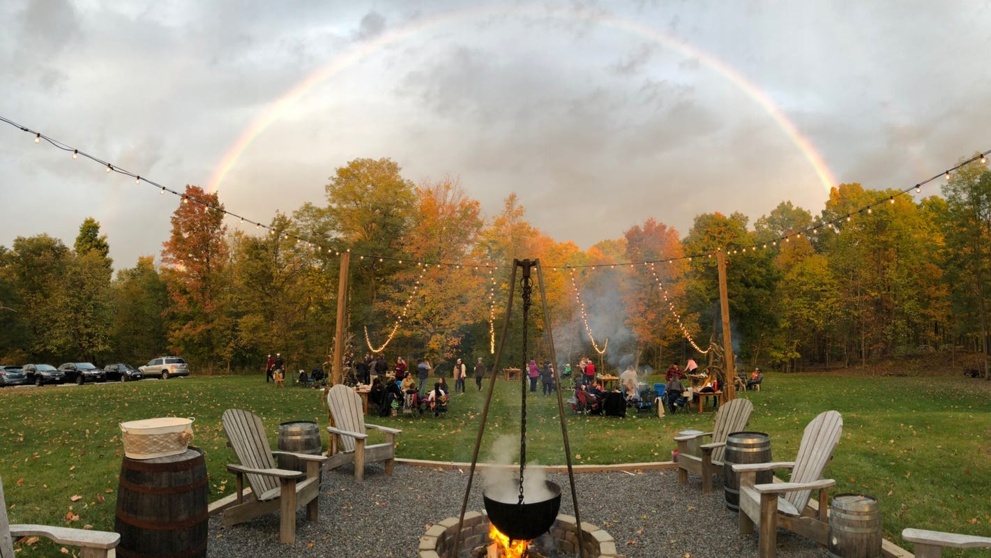 Some sweet news for a Finger Lakes fall