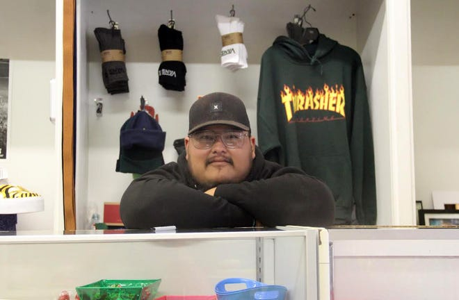 Tito Paredes, who along with his family owns Ke'Tacos and Atizapan Tennis Shoes and Mexican Store, both in Yreka, said the pandemic has been difficult.