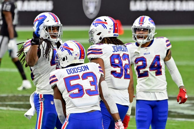 The Buffalo Bills game against Tennessee has been moved from Sunday to Tuesday night at 7 p.m. Eastern as long as Tennessee has no more positive tests for COVID-19 in the interim.