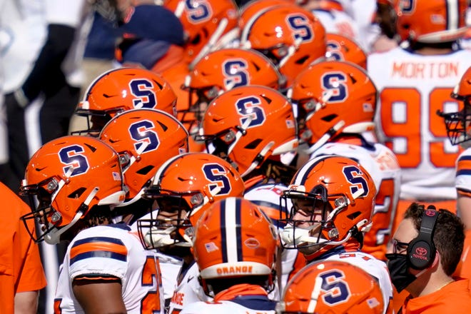 Syracuse is coming off a 37-20 home victory over Georgia Tech and is second nationally in turnovers gained with 10. The Orange take on Duke on Saturday.