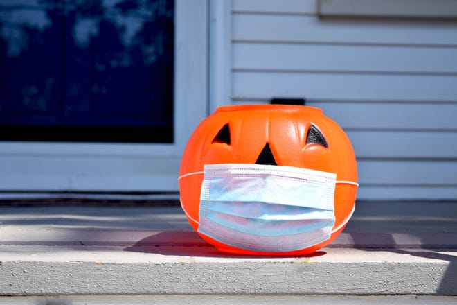 During COVID-19 pandemic, the Centers for Disease Control and Prevention advises against traditional trick-or-treating. (Dreamstime/TNS)