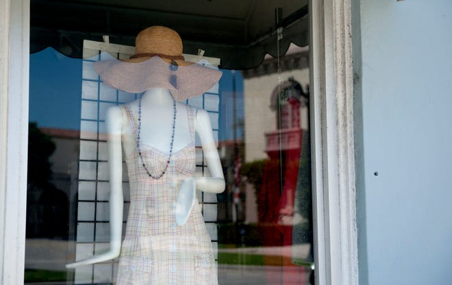 The Church Mouse is accepting donations, by appointment only, of designer and vintage clothing and accessories.