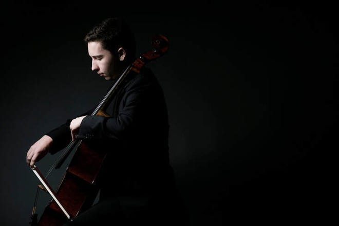 """Cellist Oliver Herbert will be one of two musicians performing """"The Complete Beethoven Cello Sonatas"""" for a Coudert Institute concert on Dec. 13."""