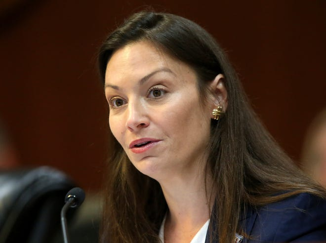 The St. Johns River Water Management District has filed suit against the owners of an 80-acre dig site in Sorrento in an operation first criticized by Florida's Agriculture Commissioner Nikki Fried in November.