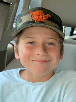 Brody Willard of Trask Middle School is New Hanover County Schools' student of the week.