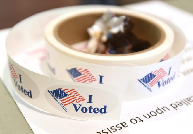 Early voting in the Wilmington area begins today.