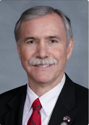 Incumbent Dennis Riddell is running for N.C. House District 64 this year.