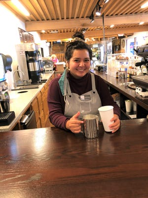 Slena Herrera is the manager of the Corner Cup.