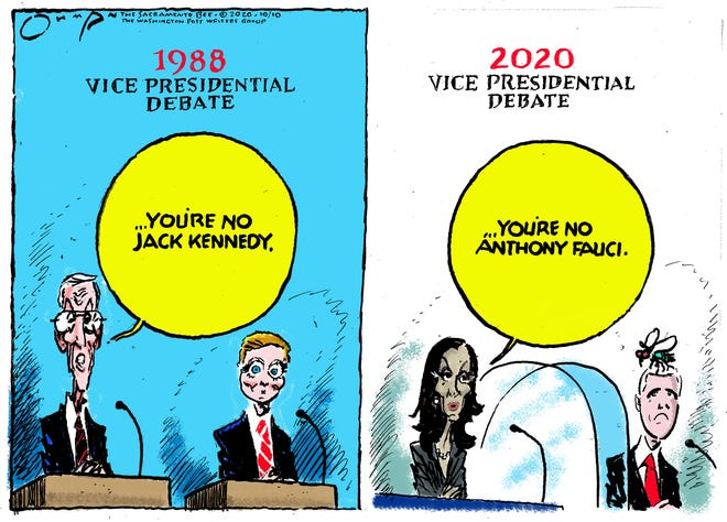 No love lost in presidential debates.