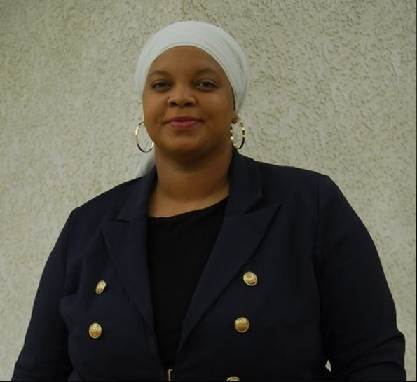 Local activist and teacher Kareema Abdul-Khabir is running in the November election for a seat on the Victorville City Council.