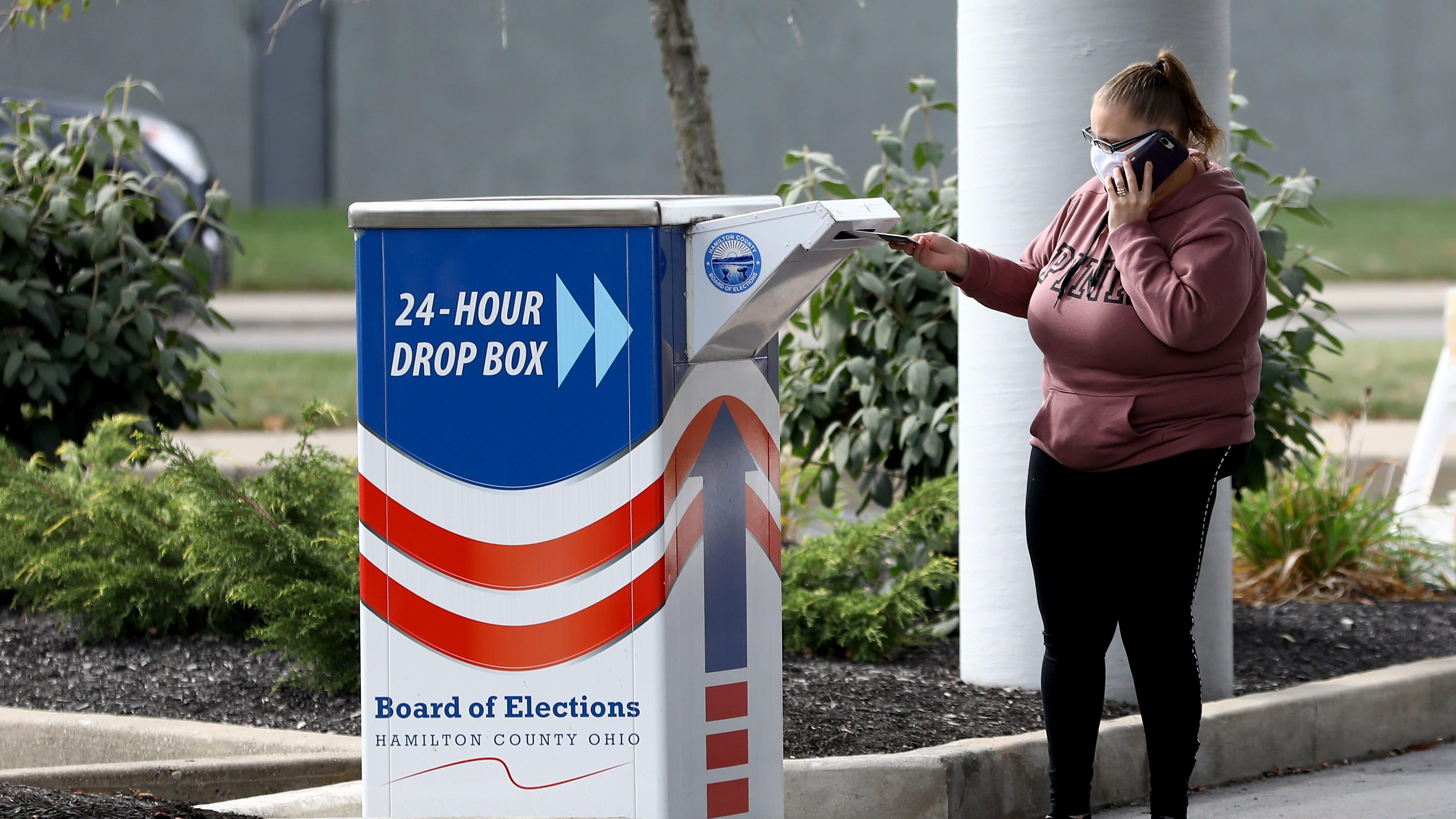 Progressive group circulates Ohio election bill; GOP lawmaker says it's not final