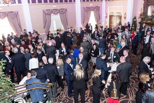 More than 500 people attended the 2019 Somerset County Business Partnership Annual Meeting in December at the Palace at Somerset Park in Franklin Township.