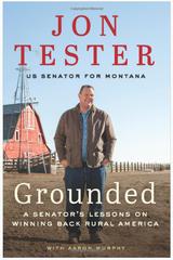 Sen. Jon Tester has written a book.