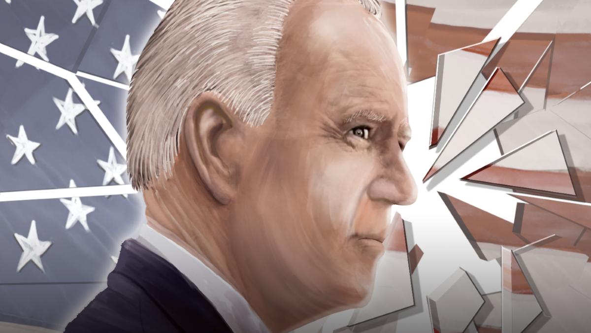 Elect Joe Biden. Reject Donald Trump.