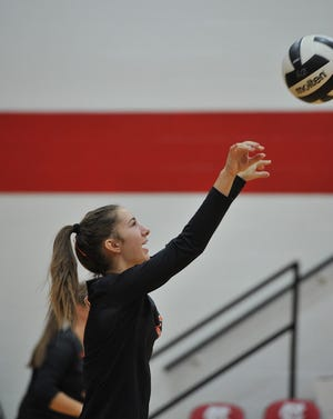 Lucas' Shelby Grover was named second team All-District 6 in Division IV.